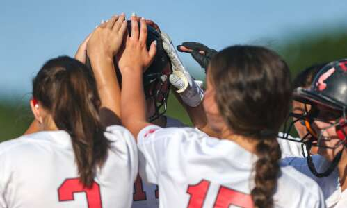 Photos: Iowa City West softball at City High