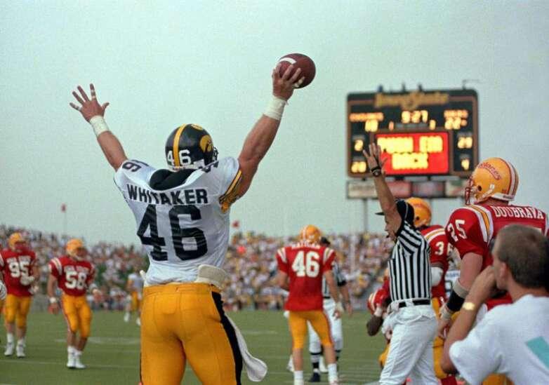 Ex-Iowa football player Matthew Whitaker is U.S. Acting Attorney General