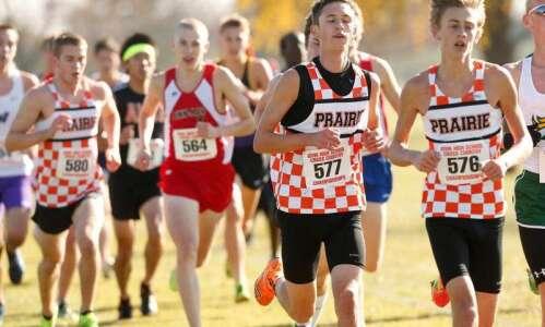 Prairie, Evans reign in Class 4A
