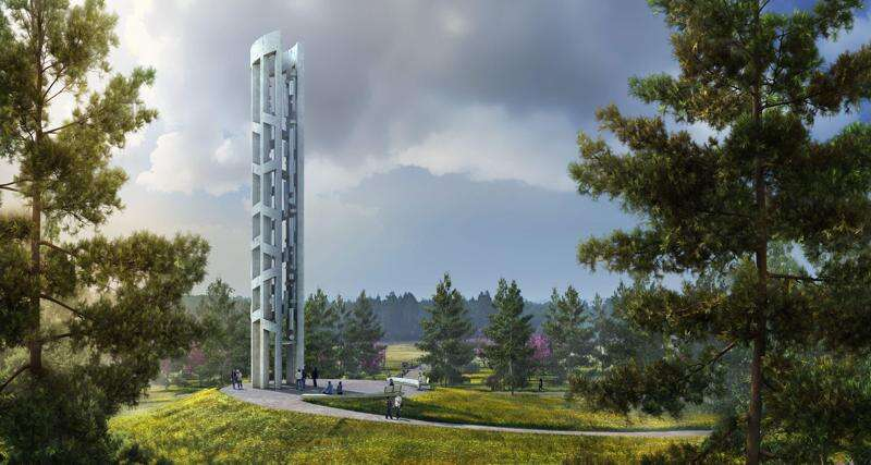 Flight 93 National Memorial honors 40 who acted as one