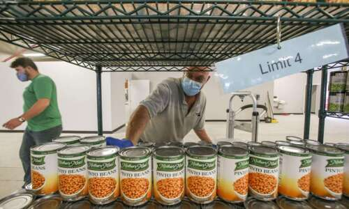 Chew on This: Iowa City food bank holds restaurant week…