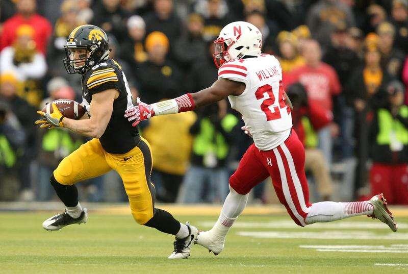 Iowa leaves No. 16 Nebraska 'disappointed all the way around'