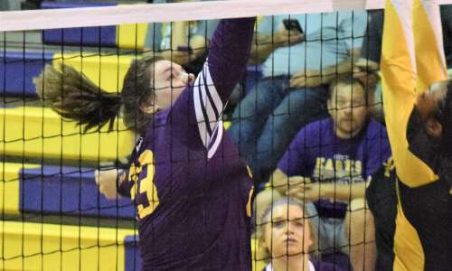 Keota picks up pair of volleyball wins