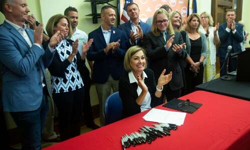 Week in Iowa: A recap of news from across state