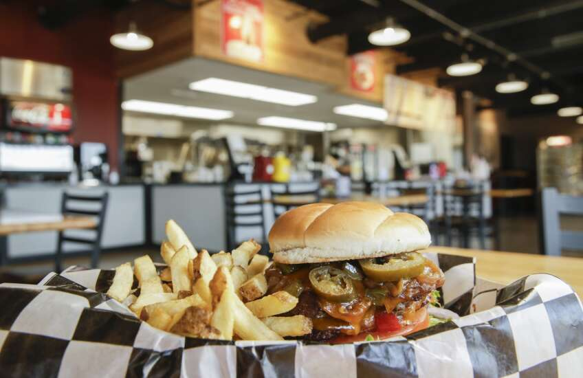 At BurgerFiend, it's all about the beef — even in the bacon