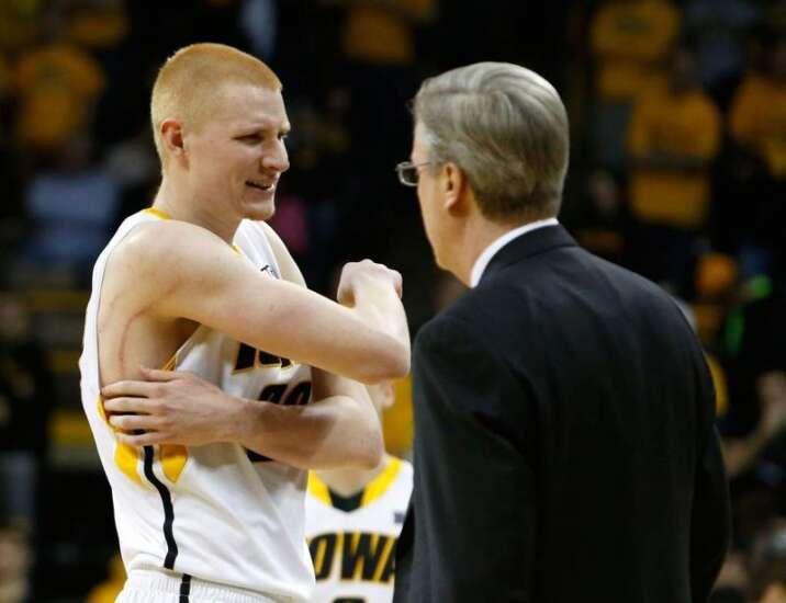 Iowa BB: Fran on Aaron White, future schedules