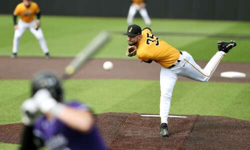 Iowa baseball tries to stay on a roll during big…