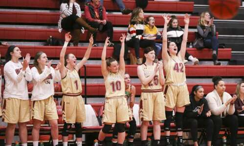 Coe women's basketball welcomes Simpson to Kohawk Arena for A-R-C…