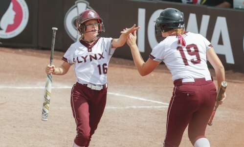 Photos: North Linn vs. Central Springs state softball semifinals