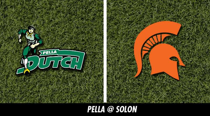 No. 1 Pella too much for No. 5 Solon in 3A quarterfinals