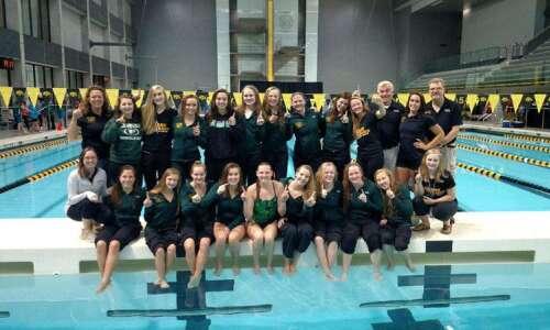 Cedar Rapids Kennedy unseats Cedar Falls for MVC girls' swimming…