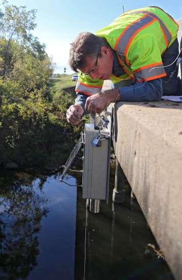University of Iowa seeks big increases for Hygienic Lab, Iowa Flood Center