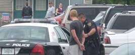 Outstanding arrest warrants