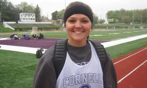 Rams learning on the fly with Cornell women's lacrosse