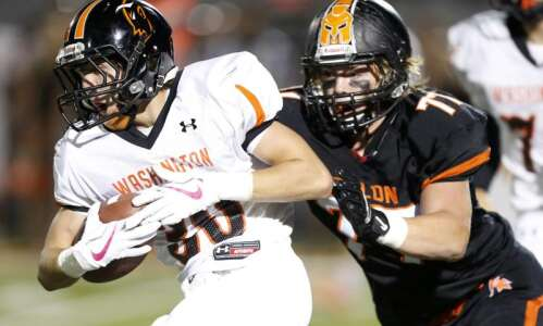 Solon shuts out another ranked opponent, blanking Washington 40-0