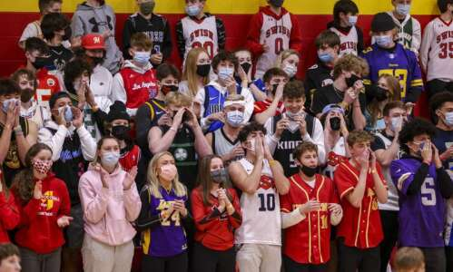 Wolves finding their 'roar' at Marion Independent schools