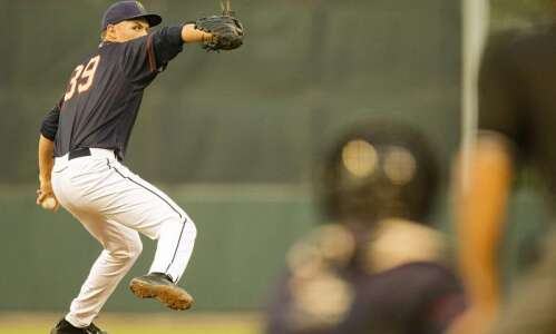 Cedar Rapids Kernels set playoff pitching rotation ... for now