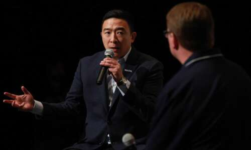 Fact Checker: Andrew Yang says you're paying twice for drug…