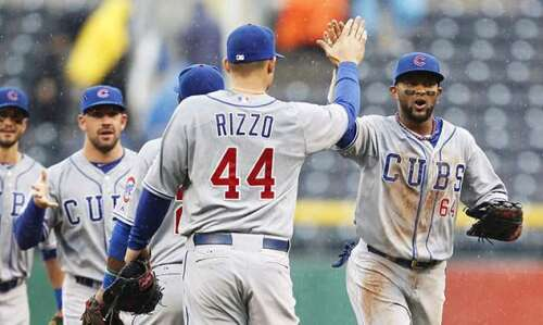Cubs get first win of season