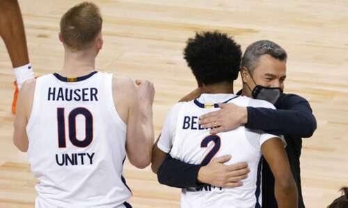 Iowa men's basketball will play at Virginia in ACC/Big Ten…