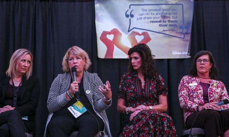 Breaking the stigma of mental illness in Iowa