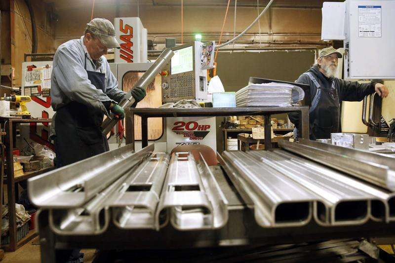 How Nolting Manufacturing aims to lure younger customers for its sewing machines