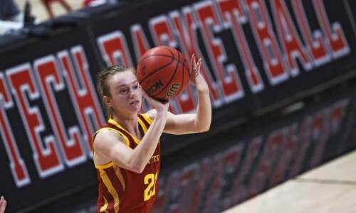 Lexi Donarski has career game as Iowa State women's basketball…