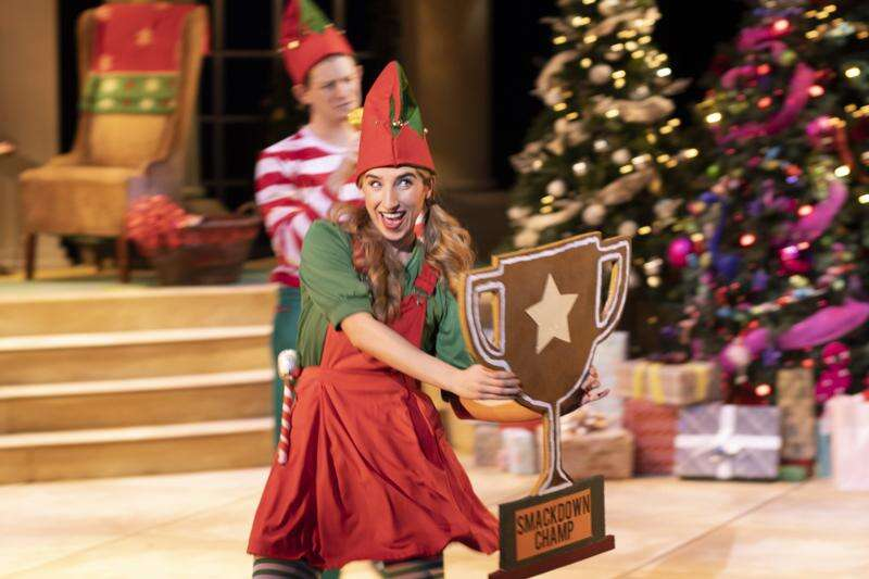 """City Circle's """"Christmas Cabaret"""" dashing away isolated Santa's blues with weekend virtual show"""