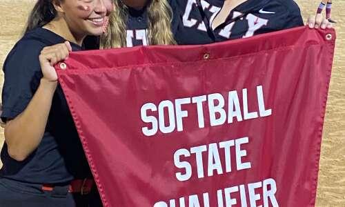 Iowa City High brushes past Prairie in regional softball final