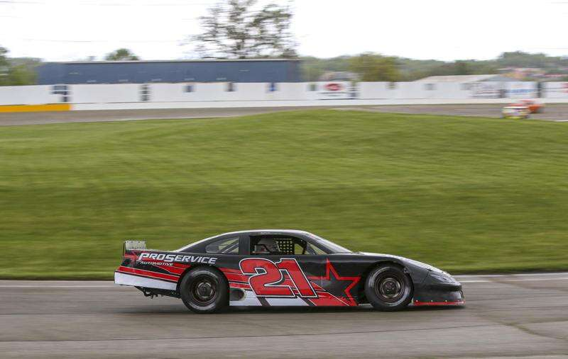 Photos: 2020 Spring Special Races at Hawkeye Downs Speedway