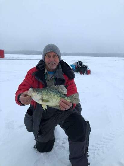 Small lakes can yield big fish