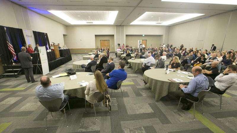 Reynolds stops in Cedar Rapids to talk workforce needs