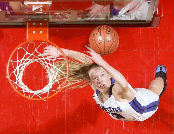 Iowa girls' state basketball tournament 2020: Individual stat leaders