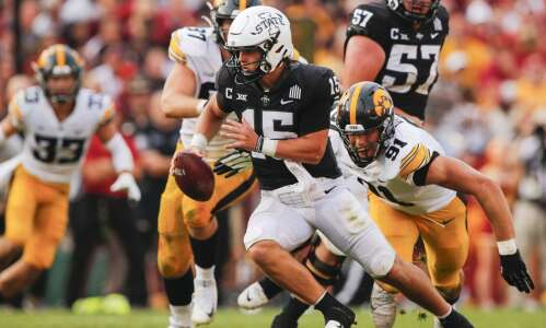 Iowa State has complete faith in Brock Purdy