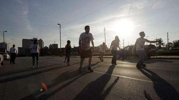 PHOTOS: Zombie Pub Crawl in Cedar Rapids