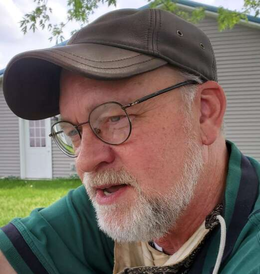World premier play in Mt. Pleasant features town's own Allan Allsup