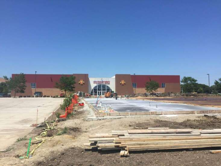Iowa State tennis expects spike in performance with new $2.5 million facility