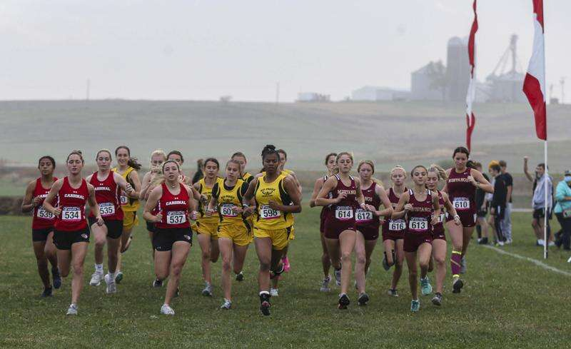 Washington teams move up in cross-country rankings