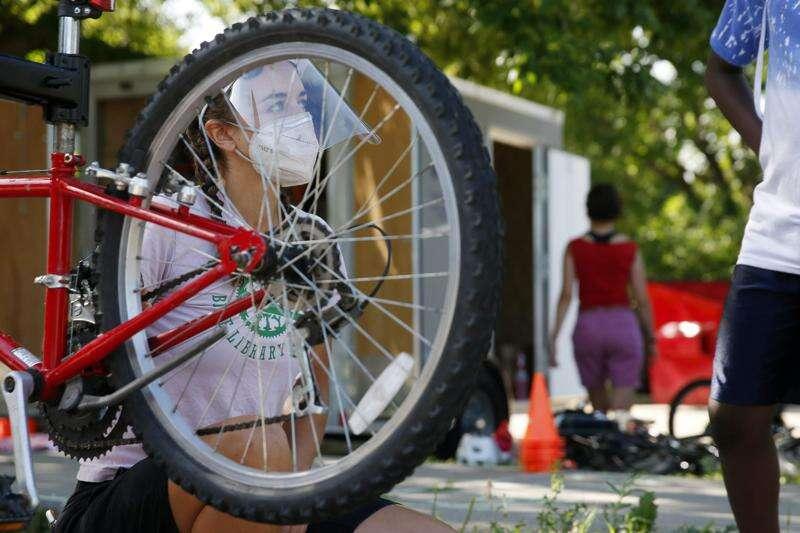 Iowa City Bike Club resumes some services, empowering kids through biking