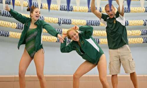 West promotes Butler to girls' swimming post