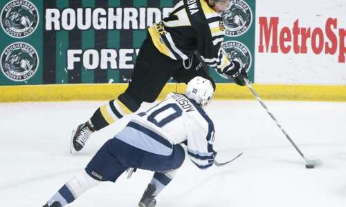 C.R. RoughRiders trade a player, trade for a player