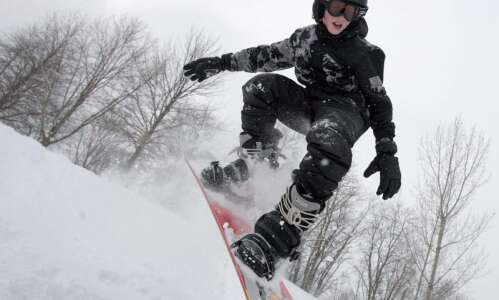 Snowboarders and skiers speak their own language. Let's translate.