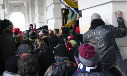 Amid the U.S. Capitol riot, Facebook faced its own insurrection