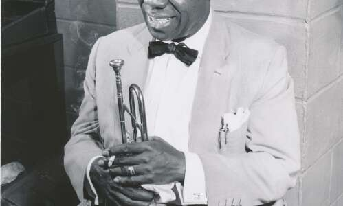 Time Machine: Jazz great Louis Armstrong was no stranger to…