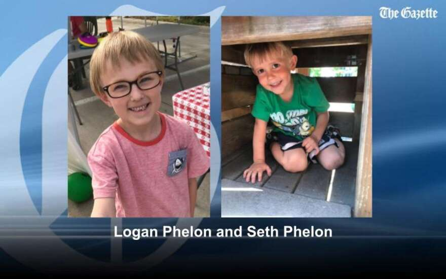 2 young brothers found dead at Algona home