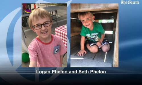Authorities say 2 young brothers found dead at Algona home