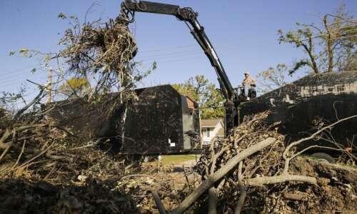 Cedar Rapids prepares for spring cleanup of derecho debris