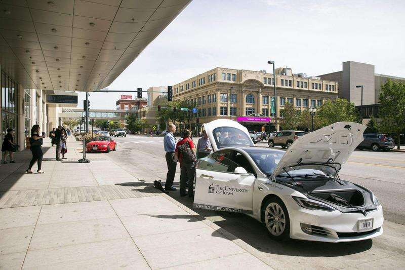 What's needed for autonomous cars to come to Iowa?