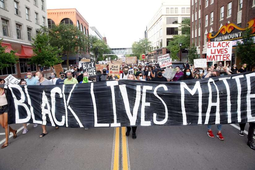 A year later, Cedar Rapids' Advocates for Social Justice continue push for change