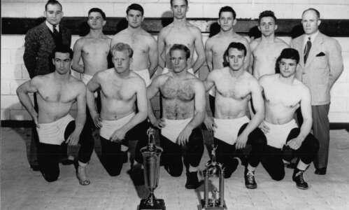 Time Machine: Cornell's 1947 wrestling team saw dream come true